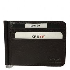 Зажим для купюр мужской KARYA 0904-39