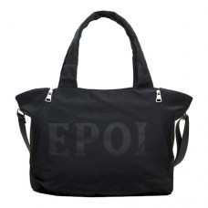 Сумка дорожная женская  EPOL 6016-01 черного цвета