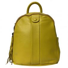 Рюкзак женский Ennio Perucci 6029 желтого цвета