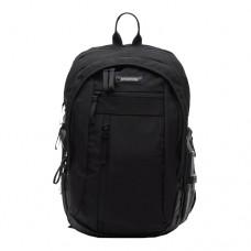 Рюкзак для ноутбука мужской Spacetrek 1077 черного цвета