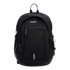 Рюкзак для ноутбука мужской Spacetrek 1079 черного цвета