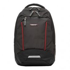 Рюкзак для ноутбука унисекс Spacetrek  17-72 черного цвета