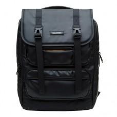Рюкзак для ноутбука мужской Spacetrek  19-671 черного цвета