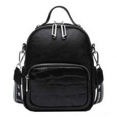 Женский рюкзак Vito Torelli 6-580 черного цвета
