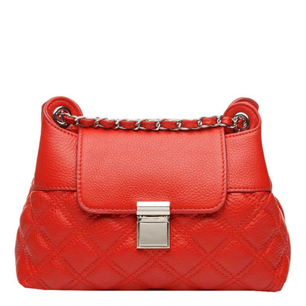 Сумка женская Vito Torelli 8373 красного цвета