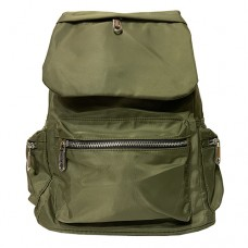 Рюкзак женский W 1016 зеленого цвета