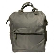 Рюкзак женский W 1036 серого цвета