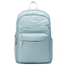 Рюкзак женский Vito Torelli W 7050 голубого цвета