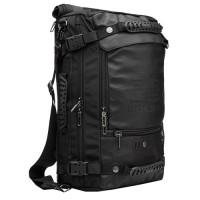 Дорожная сумка-рюкзак Witzman  20205 черного цвета