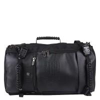 Дорожная сумка-рюкзак Witzman  20208 черного цвета